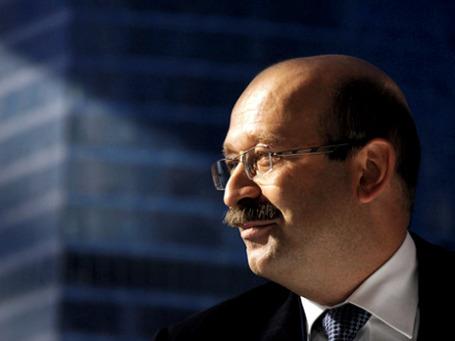 Михаил Задорнов, глава ВТБ 24, считает, что инфляция по результам года составит 8-8,5%. Фото: РИА Новости