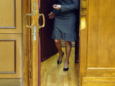 В здании Госдумы меняют двери, расходы превысят 20 млн рублей. Фото: ИТАР-ТАСС