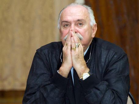 Никита Михалков пока может не переживать по поводу проигрыша в арбитраже. Фото: РИА Новости