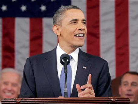 Барак Обама о национальной гордости североамериканцев. Фото: АР