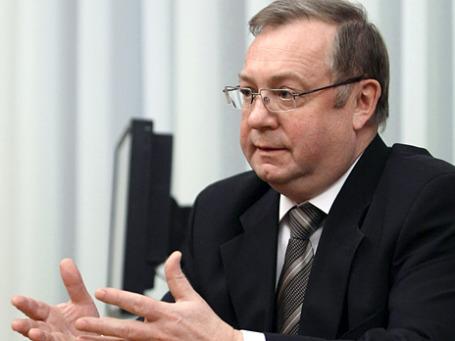 Сергей Степашин объявил, что в течение трех месяцев Счетная палата будет проверять эффективность расходов на безопасность в аэропортах и вокзалах России. Фото: РИА Новости