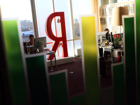 С помощью нового рекламного инструмента «Яндекс» рассчитывает привлечь «оффлайновый» бизнес — те организации и предприятия, которые даже не имеют собственных сайтов. Фото: Григорий Собченко/BFM.ru