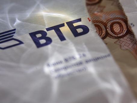 Примерно восьмая часть акций ВТБ, принадлежащий государству, будет приватизирована в 2011 году. Фото: Григорий Собченко/BFM.ru