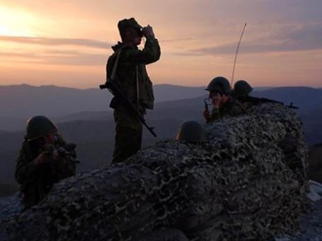 Кадр из фильма «Тихая застава»