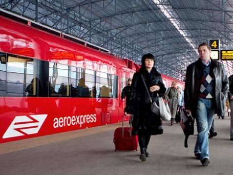 Руководство «Аэрокспресса», подняв с 1 февраля цены за проезд, обещает больше этого не делать до конца года. Фото: Антон Белицкий/BFM.ru