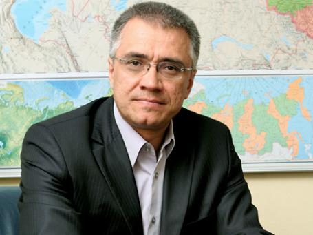 Председатель совета директоров группы компаний «АйТи» Тагир Яппаров. Фото из личного архива