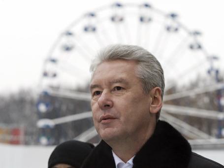 Сергей Собянин и его 12 заместителей взяли на себя ответственность по управлению Москвой. Фото: РИА Новости