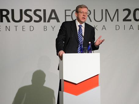 Министр финансов Алексей Кудрин надеется. что в этом году засуха не помешает росту ВВП. Фото: РИА Новости