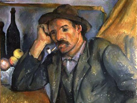 «Курильщик» (1890-92) Поля Сезанна. Фото: AP