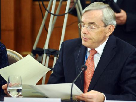 Президент Европейского Банка Реконструкции и Развития Томас Мирроу назвал дело о коррупции «очень серьезным». Фото: ИТАР-ТАСС