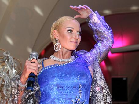 Анастасия Волочкова: «Мужчинам я не могу не нравиться». Фото: РИА Новости