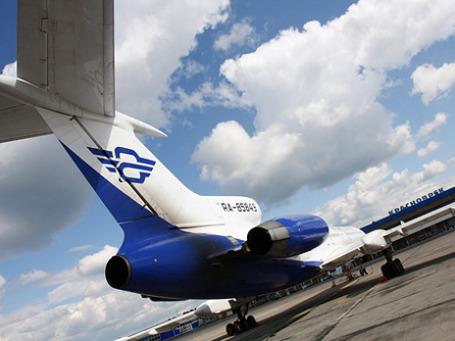 10,8 млрд рублей бюджетных средствй было потрачено на покупку самолетов правительственной авиакомпании «Москва». Фото: РИА Новости