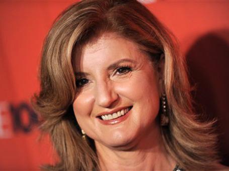 Возглавлять новую группу в структуре AOL будет основательница Huffington Post Арианна Хаффингтон . Фото: AP