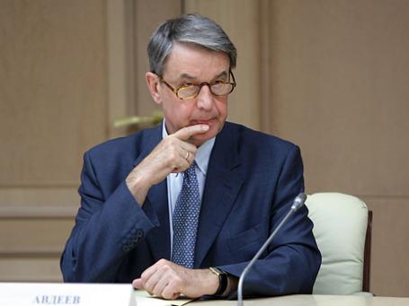 Министр культуры Александр Авдеев жалуется на недофинансирование отрасли. ему советуют эффективно расходовать средства. Фото: РИА Новости