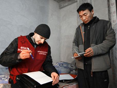 Термин «нелегальный мигрант» в международной практике «не очень принят, и в мире больше говорят о недокументированных мигрантах». Фото: РИА Новости