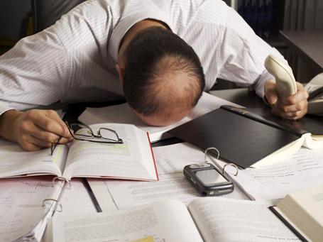 22 процента россиян несчастливы на работе из-за низкой зарплаты. Фото: PhotoXPress