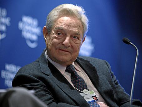 Джордж Сорос пожертвовал в учрежденные им фонды Института «Открытое общество» 332 млн долларов — это в два раза больше, чем в 2009 году. Фото: wef.orphea.com