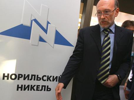 Уже в марте Александр Волошин может вернуться в кресло председателя совета директоров «Норникеля». Фото: РИА Новости