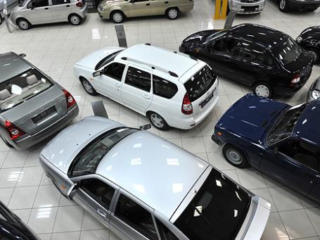 В первый месяц зимы «АвтоВАЗ» продал 35540 машин. Фото: Митя Алешковский/BFM.ru
