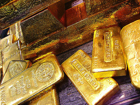 С начала 2011 года золото потеряло в цене 5,1%, тогда как в прошлом году его цена выросла на 30%. Фото: covilha/flickr.com