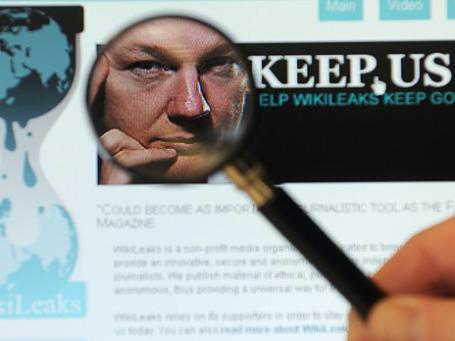 Долгое эхо скандала с WikiLeaks. Фото: ИТАР-ТАСС