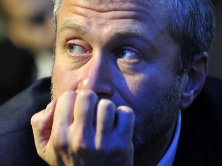 Роман Абрамович расстался с пакетом акций  «Первого канала». Фото: РИА Новости