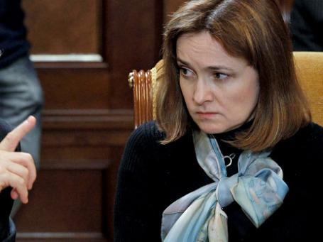 Эльвира Набиуллина считает, что инновациями должны заниматься не в одном министерстве, а все правительство и все компании. Фото: РИА Новости