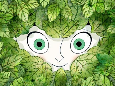 Кадр из мультфильма «Тайна Келлc»