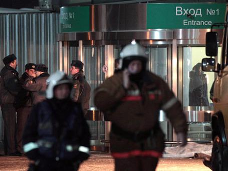 Теракт в зале прилета международных рейсов в столичном аэропорту «Домодедово» произошел 24 января. Фото: РИА Новости