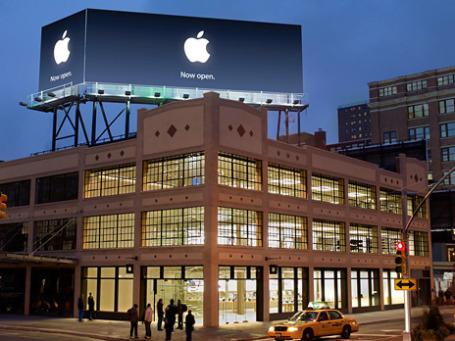 В последнем квартале прошлого года iPhone принес Apple 39% от 26,7 млрд выручки. Фото: apple.com