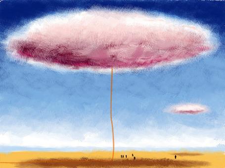 Проблема информационной безопасности в «облаках» не в технологиях, она в доверии. Фото: Combined Media/flickr.com