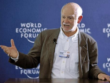 Глава LSE не брал взятки от режима Каддафи. Но он согласился принять пожертвования на научную работу, о чем теперь жалеет. Фото: wef.orphea.com