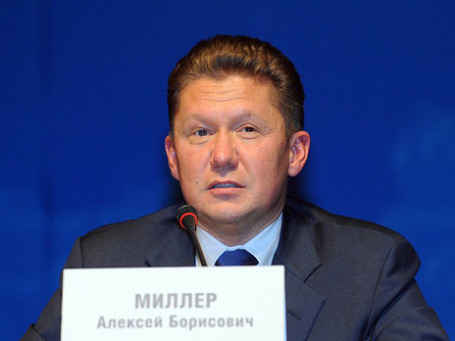 Алексей Миллер возглавляет «Газпром» почти десять лет. Фото: gazprom.ru