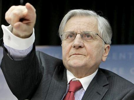 Жан-Клод Трише, второй в истории еврозоны президент ЕЦБ, срок полномочий которого истекает нынешней осенью, не захотел, чтобы за ним закрепилась дурная слава банкира, потворствовавшего самому главному злу в мире денег — инфляции. Фото: AP