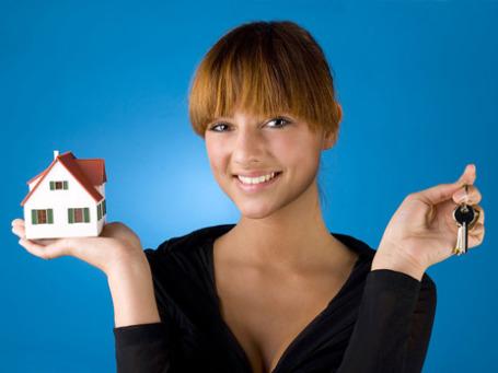 В столице квартиры чаще всего покупают женщины, причем на свои. Фото: PhotoXPress
