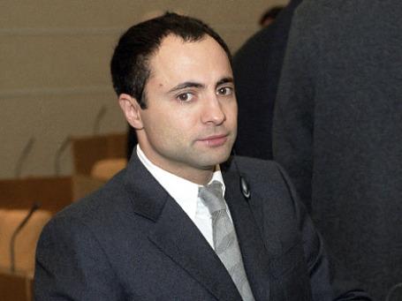 Госдума на пленарном заседании дала согласие на арест депутата от фракции ЛДПР Ашота Егиазаряна. Фото: РИА Новости