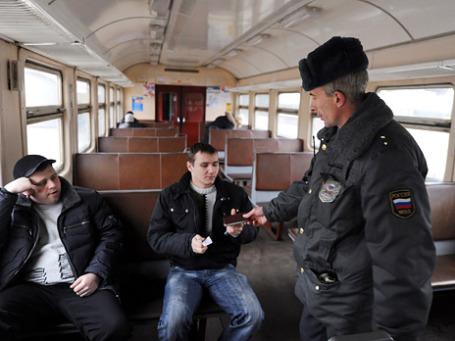По замыслу Сергея Собянина, на подмогу столичным спецслужбам  должны придти ЧОПовцы. Фото: ИТАР-ТАСС