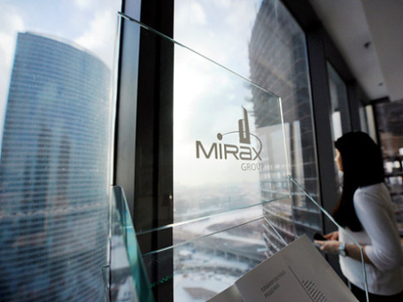Mirax Group продала свой офис в башне «Запад» комплекса «Федерация» в ММДЦ «Москва-Сити» ВТБ. Фото: РИА Новости