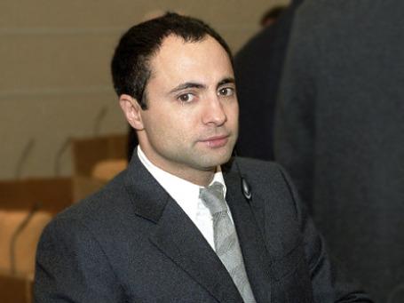 В том, что его участь предрешена, Ашот Егиазарян был уверен заранее. Фото: РИА Новости