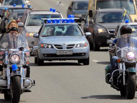 Мэр Москвы предлагает депутатам призвать к порядку митингующих автомобилистов. Фото: РИА Новости