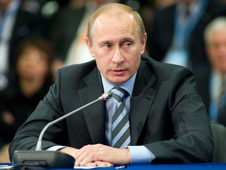 Премьер-министр РФ Владимир Путин. Фото: Митя Алешковский/BFM.ru