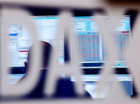 Основные европейские индексы в понедельник снизились в среднем на 1-1,5%, что на фоне сообщений из Японии немного. Фото: AP