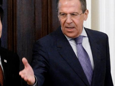 Глава МИД Сергей Лавров считает, что шансы вступления России в ВТО по-прежнему высоки. Фото: РИА Новости
