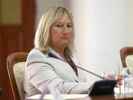 Глава компании «Интеко» Елена Батурина. Фото: РИА Новости