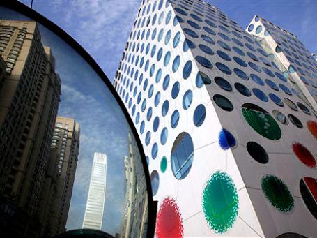 В 2010 году Китай стал крупнейшим строительным рынком в мире. Фото: AP