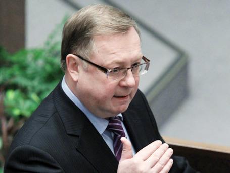 Сергей Степашин отдает свой голос за предложения Минэкономразвития по реформированию системы госзакупок. Фото: РИА Новости
