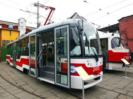 Каким будет трамвай завтра? Фото: РИА Новости