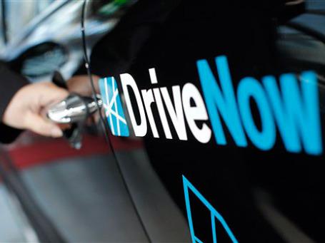 Преимущества Drive Now первыми в апреле смогут оценить жители Мюнхена. Фото: AP
