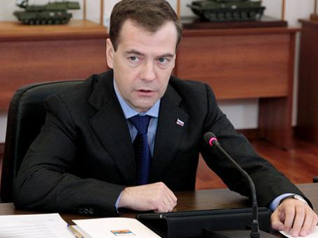 Дмитрию Медведеву не хватает инженерного образования. Фото: РИА Новости