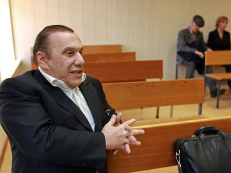 Глава компании «Интеко-Агро» Виктор Батурин обвиняется в мошенничестве при продаже нежилого помещения. Фото: РИА Новости